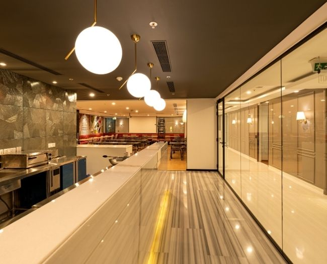 Building 9B Cafeteria