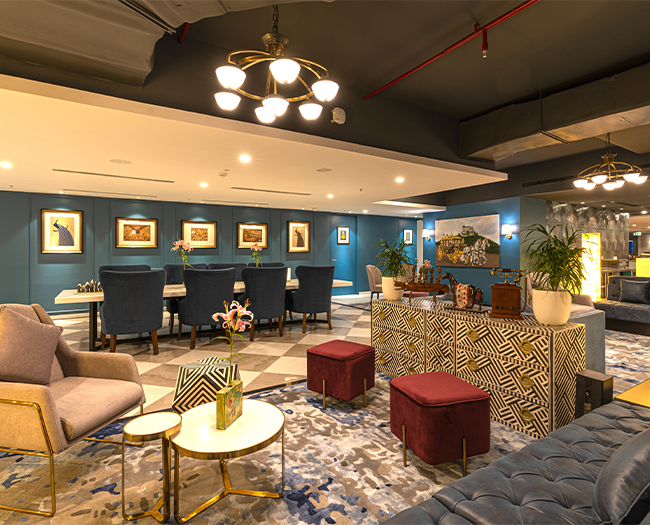 Building 9B Lounge