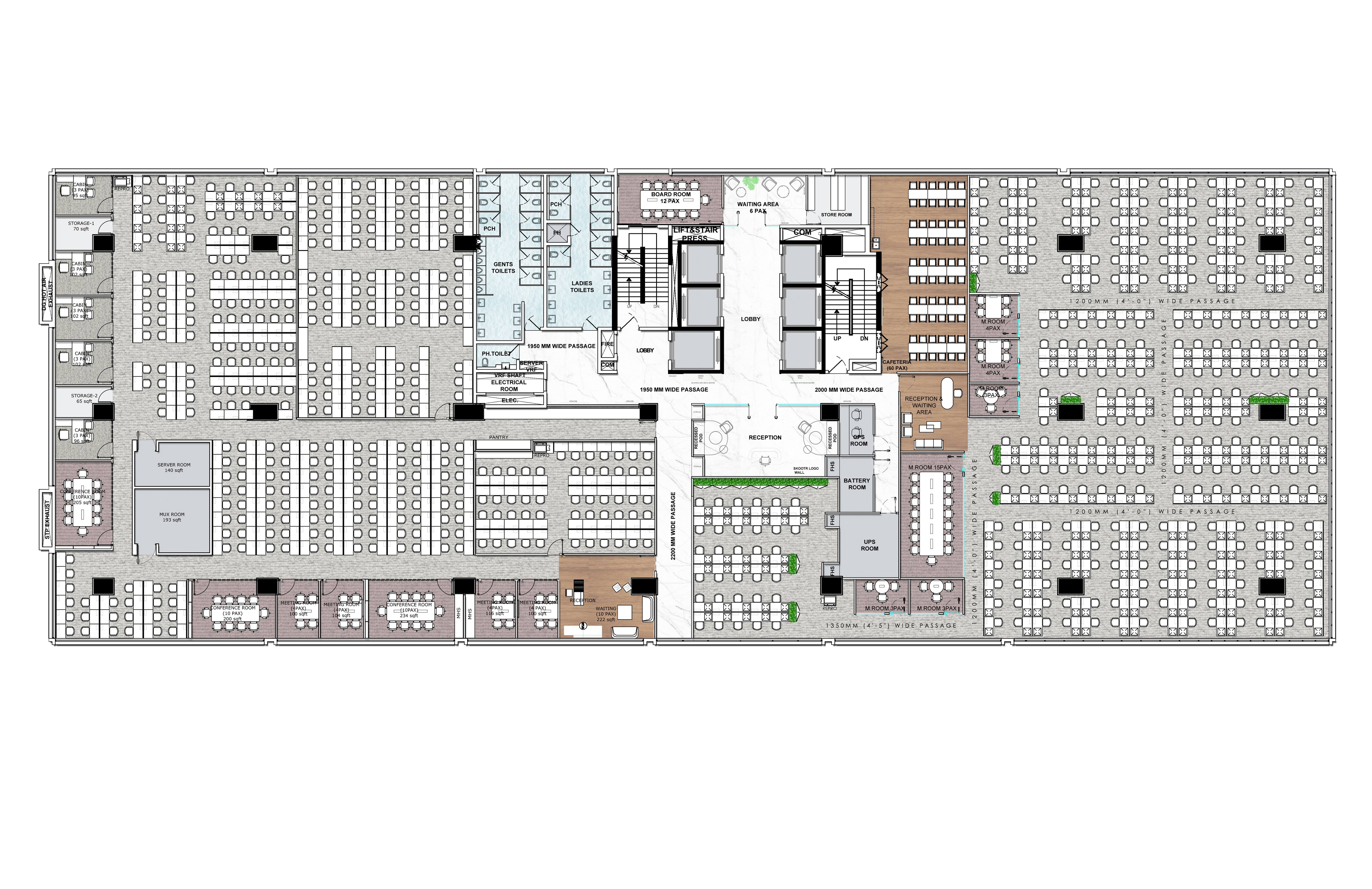 Dallas Center Layout Plan