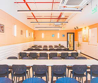 Dallas Center Cafeteria