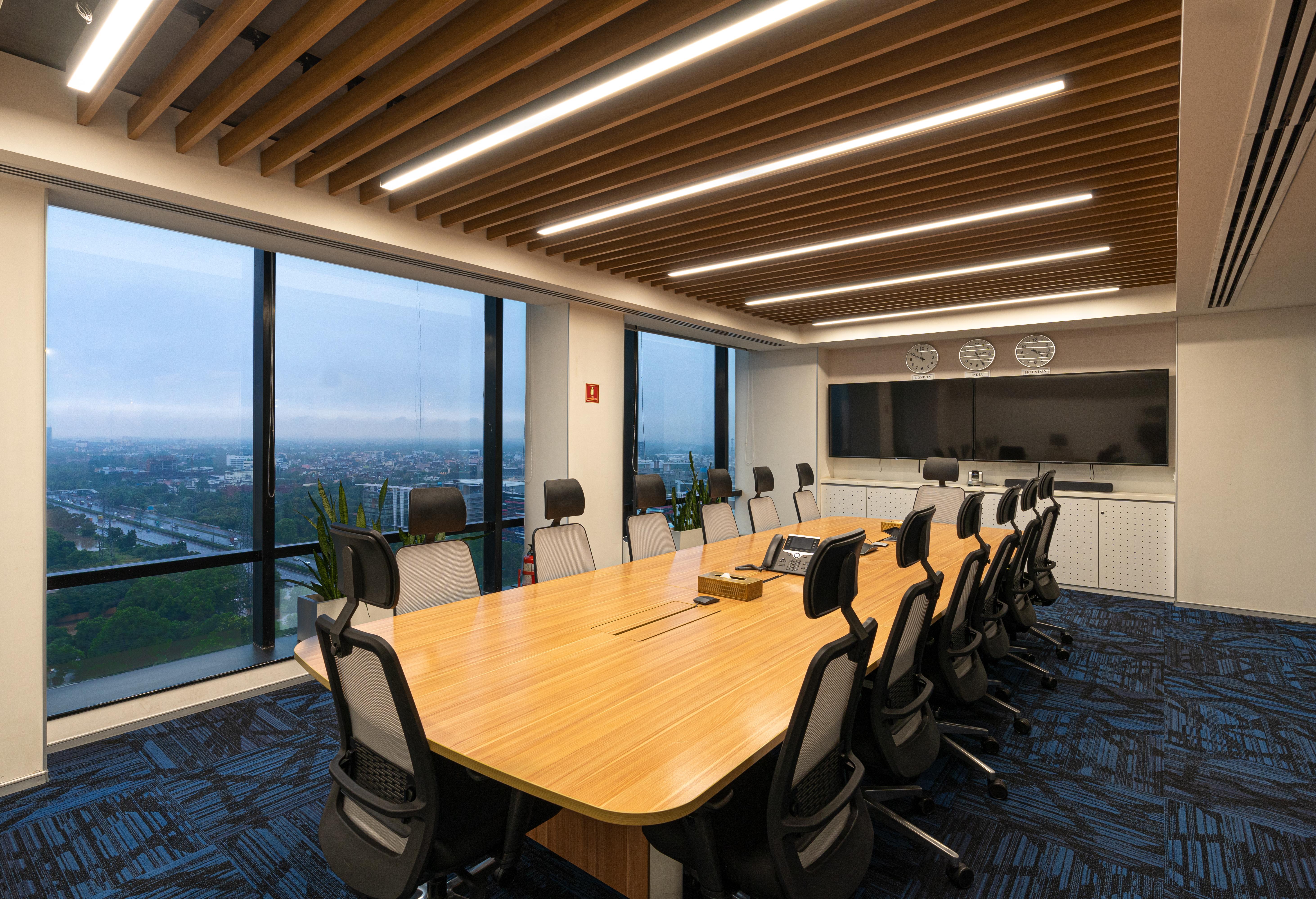DLF Square Meeting Room