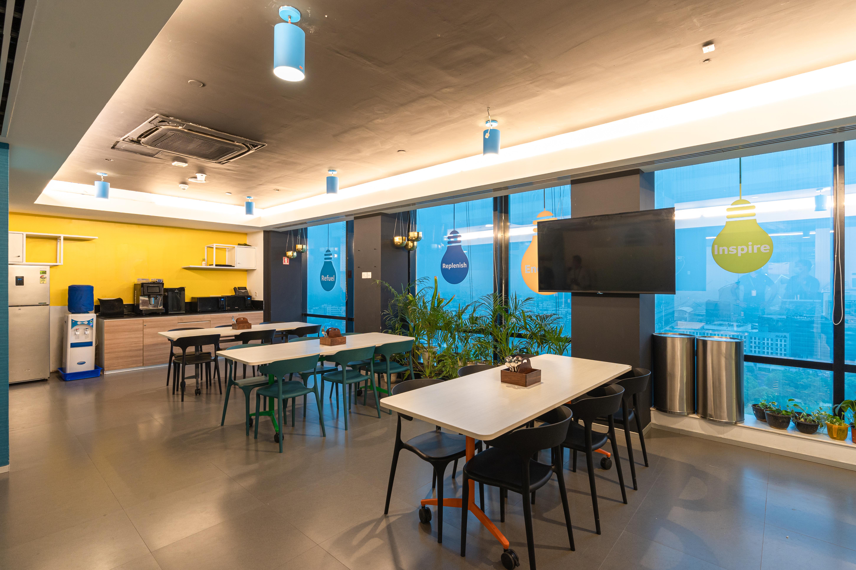 DLF Square Cafeteria