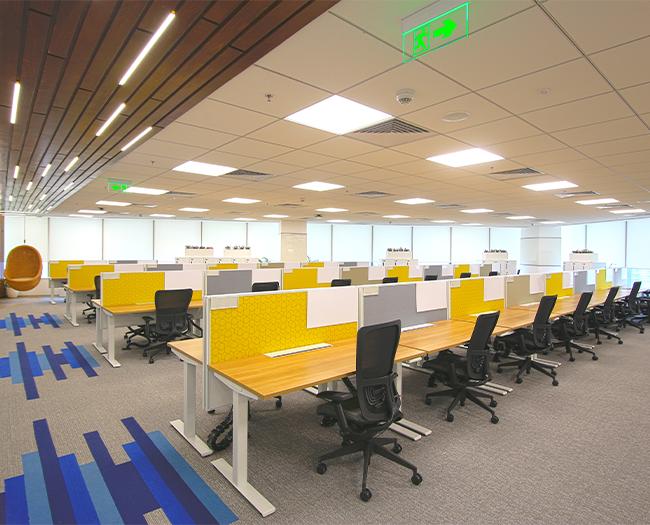 One Horizon Centre Workstations