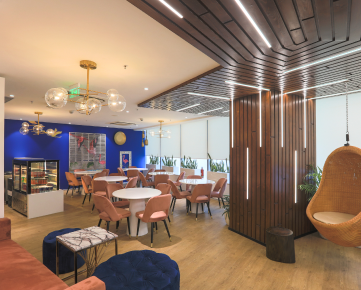 One Horizon Centre Cafeteria