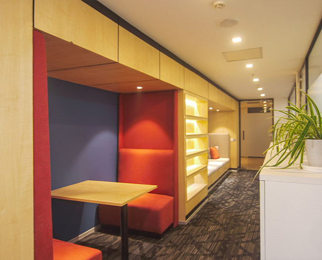 CP Office Lounge