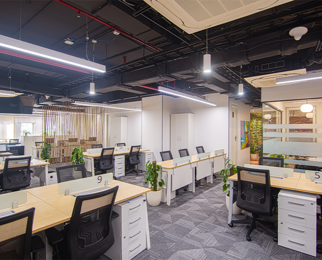 CP Office Workstations