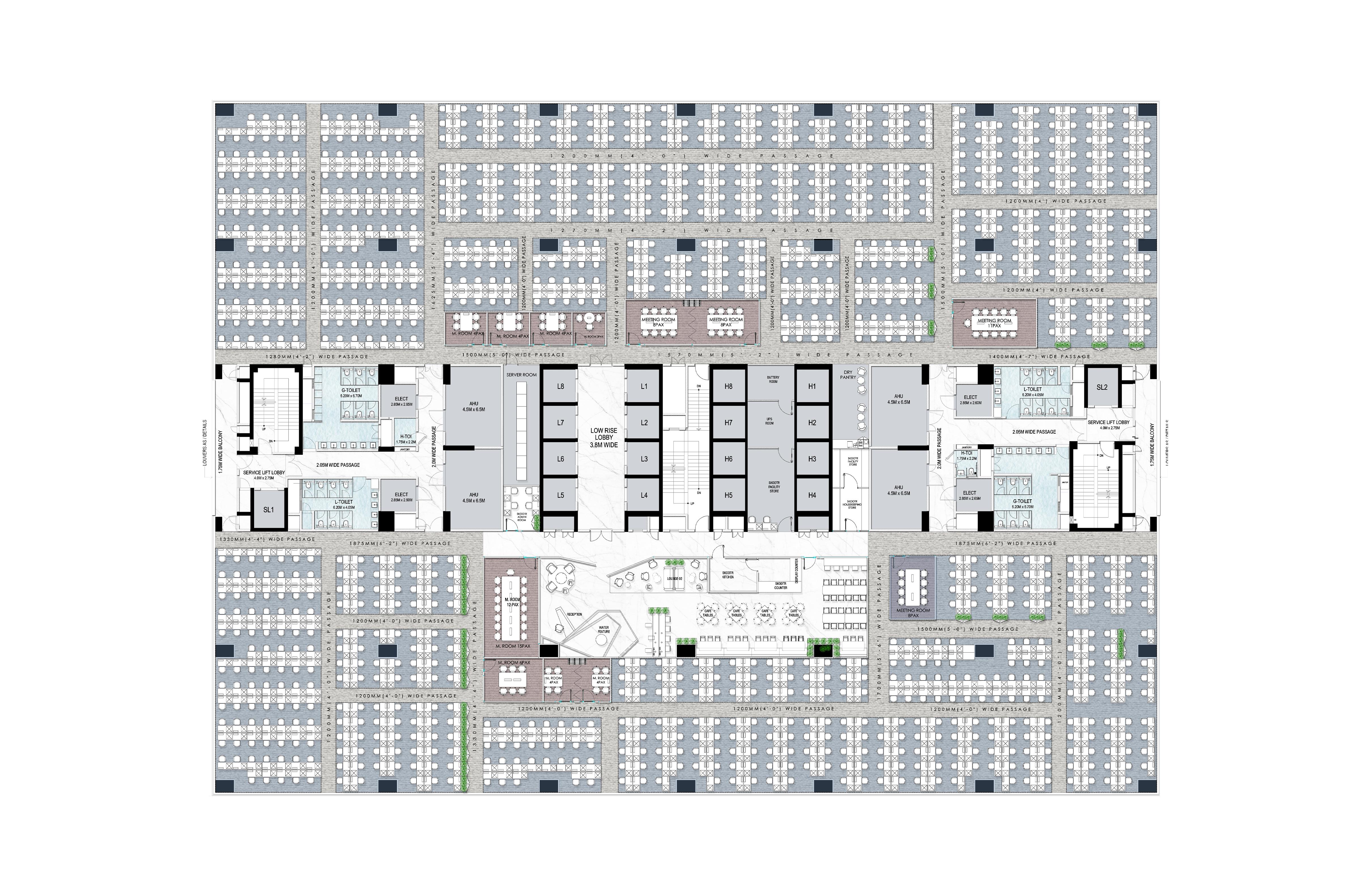 My Home Twitza Layout Plan