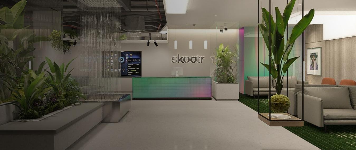 Skootr Office My Home Twitza
