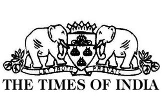 The Time Of India Logo